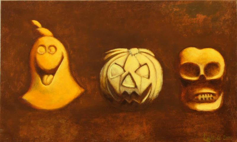 Wolfgang Leidhold, Vanitas (Still life) / Vanitas (Stilleben), Egg-tempera & oil on canvas - 23,6 x 39,4 inches - 2004 Tempera & Öl auf Leinwand - 60 x 100 cm - 2004